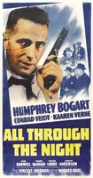 All Through the Night movie poster (1942) picture MOV_99ae3768