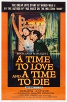 A Time to Love and a Time to Die movie poster (1958) picture MOV_99b06e1d