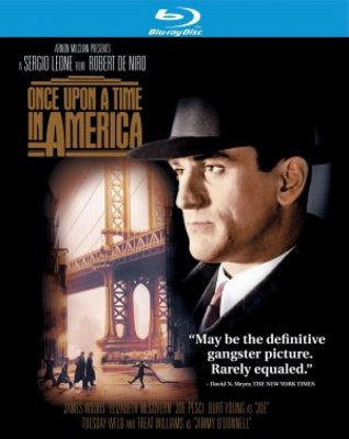 Once Upon a Time in America movie poster (1984) poster MOV_99b1878d