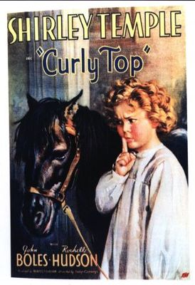 Curly Top movie poster (1935) poster MOV_99b6b9a7