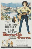 The Maverick Queen movie poster (1956) picture MOV_99b922ef