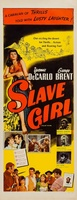 Slave Girl movie poster (1947) picture MOV_99ba4538