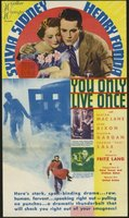 You Only Live Once movie poster (1937) picture MOV_99c1774a