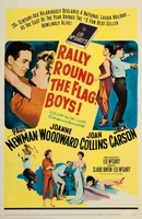 Rally 'Round the Flag, Boys! movie poster (1958) picture MOV_99ca2763