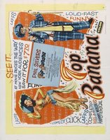 Top Banana movie poster (1954) picture MOV_99cdd133