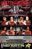 Bellator Fighting Championships movie poster (2009) picture MOV_99d0f946