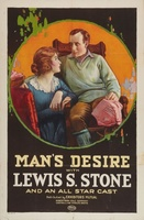 Man's Desire movie poster (1919) picture MOV_99dfb66f