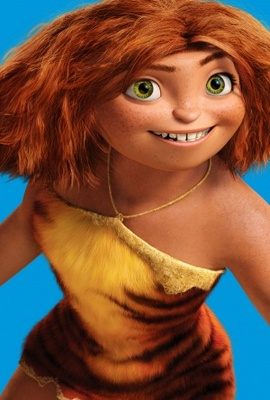 The Croods movie poster (2013) poster MOV_99efddc0