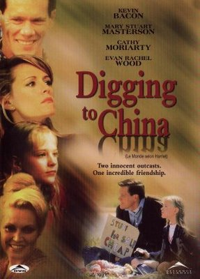 Digging to China movie poster (1998) poster MOV_99f6ce94