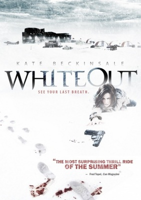 Whiteout movie poster (2009) poster MOV_99f70b79