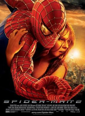 Spider-Man 2 movie poster (2004) poster MOV_99f8862f