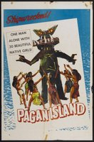 Pagan Island movie poster (1961) picture MOV_9a04acdd