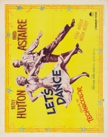 Let's Dance movie poster (1950) picture MOV_9a083a82