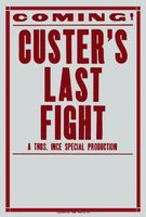 Custer's Last Raid movie poster (1912) picture MOV_9a0a7c9b