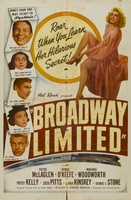 Broadway Limited movie poster (1941) picture MOV_9a0a94ed