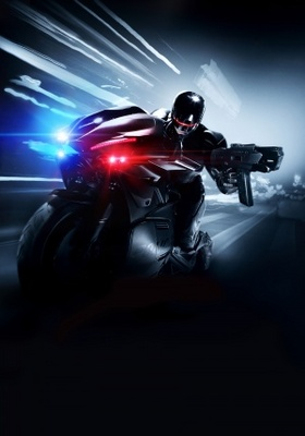 RoboCop movie poster (2014) poster MOV_9a0c6a9c