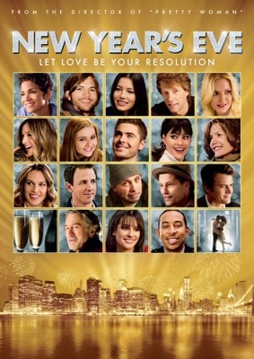 New Year's Eve movie poster (2011) poster MOV_9a0db936