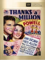 Thanks a Million movie poster (1935) picture MOV_9a101a1f