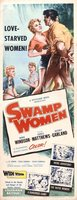 Swamp Women movie poster (1955) picture MOV_9a120625