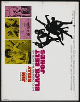 Black Belt Jones movie poster (1974) picture MOV_9a142237