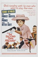 The Second Time Around movie poster (1961) picture MOV_9a28d23b