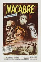 Macabre movie poster (1958) picture MOV_9a2a91ec