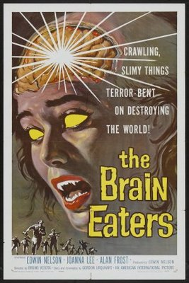 The Brain Eaters movie poster (1958) poster MOV_9a2bf27b