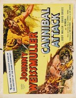 Cannibal Attack movie poster (1954) picture MOV_9a39cdbb