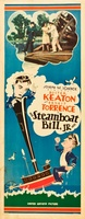 Steamboat Bill, Jr. movie poster (1928) picture MOV_9a3af0ca