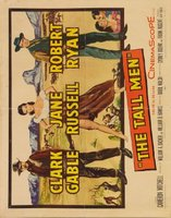 The Tall Men movie poster (1955) picture MOV_9a3e2181