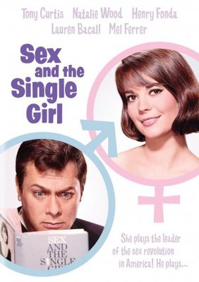 Sex and the Single Girl movie poster (1964) poster MOV_9a3ef0f4