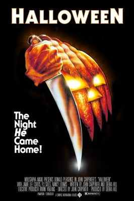 Halloween movie poster (1978) poster MOV_9a3f6c49