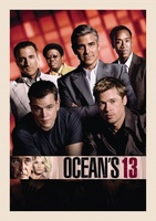 Ocean's Thirteen movie poster (2007) picture MOV_9a43bcd7