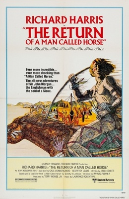 The Return of a Man Called Horse movie poster (1976) poster MOV_9a49402e