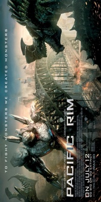 Pacific Rim movie poster (2013) poster MOV_9a49e324