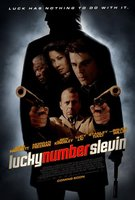 Lucky Number Slevin movie poster (2006) picture MOV_9a4cccc0