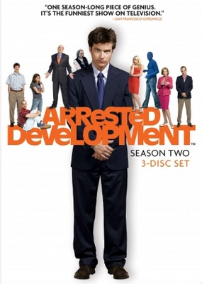 Arrested Development movie poster (2003) poster MOV_9a5302d9