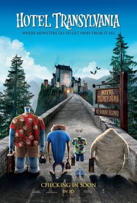 Hotel Transylvania movie poster (2012) poster MOV_9a534925