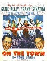 On the Town movie poster (1949) picture MOV_9a5565b2