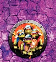 Teenage Mutant Ninja Turtles III movie poster (1993) picture MOV_9a587153