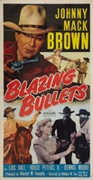 Blazing Bullets movie poster (1951) picture MOV_9a58fb0d