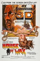 House of Wax movie poster (1953) picture MOV_9a5906ef