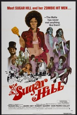 Sugar Hill movie poster (1974) poster MOV_9a59451a