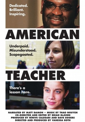 American Teacher movie poster (2011) poster MOV_9a5d609c
