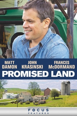 Promised Land movie poster (2012) poster MOV_9a5fed17