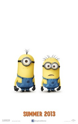 Despicable Me 2 movie poster (2013) poster MOV_9a61964c