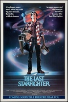 The Last Starfighter movie poster (1984) picture MOV_9a6349d9
