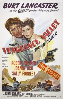 Vengeance Valley movie poster (1951) poster MOV_9a664110