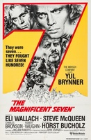 The Magnificent Seven movie poster (1960) picture MOV_9a68c365