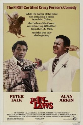 The In-Laws movie poster (1979) poster MOV_9a716ff3